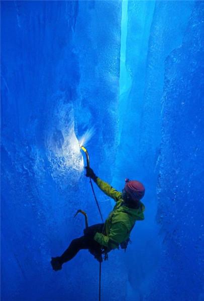 幼儿园室外攀爬墙设计图片海底世界