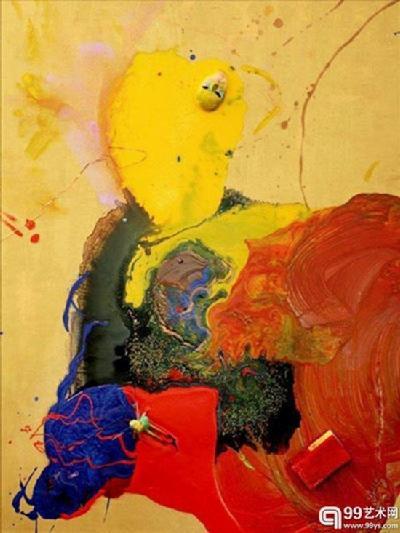 抽象派大师作品图片