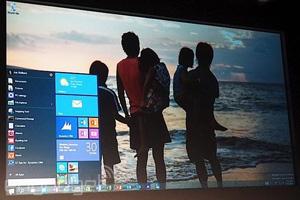 Windows 10曝光:内置全新浏览器