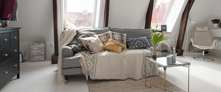 36平公寓装修优雅舒适居